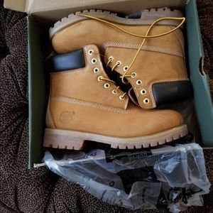 Brand New Men's Timberlands Size 8.5